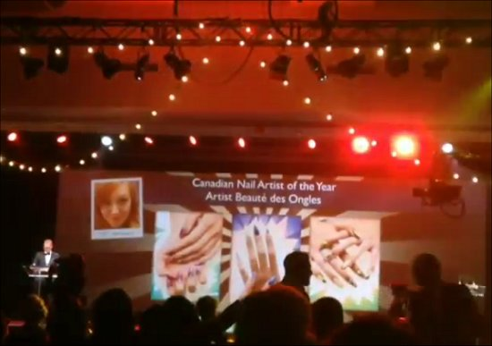 Contessa 2013 Canadian Nail Artist of the Year