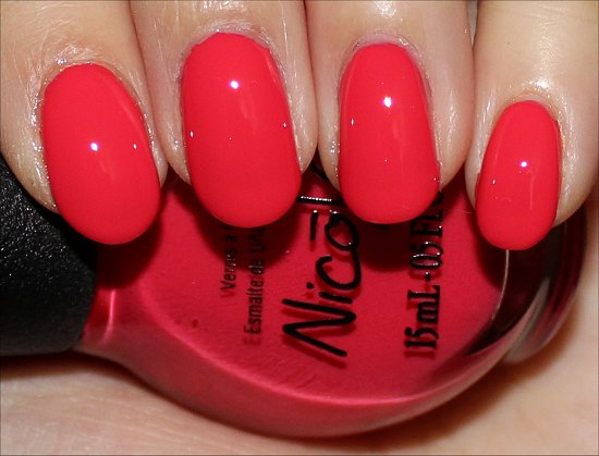 Nicole by OPI Some Hearts Carrie Underwood Collection Swatches