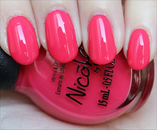 Nicole by OPI Some Hearts Swatch