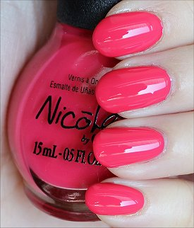 Nicole by OPI Some Hearts Swatches