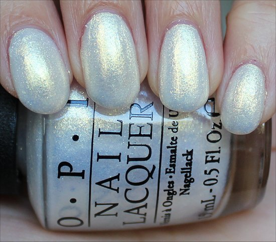OPI Ski Slope Sweetie Review & Swatch