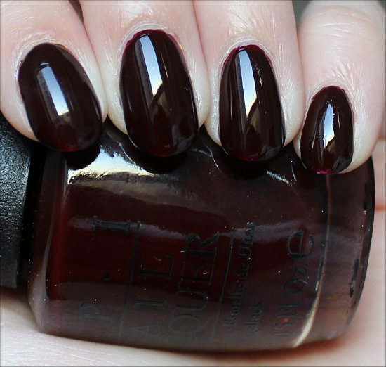 OPI Visions of Love Review & Swatch