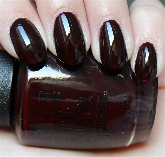OPI Visions of Love Review & Swatches