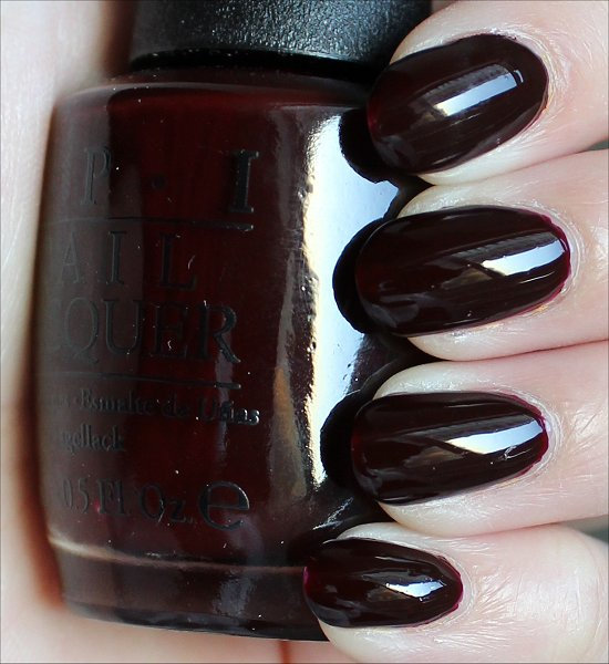 OPI Visions of Love Swatches & Review