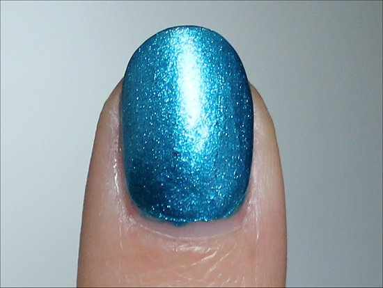 So Blue Without You China Glaze Happy HoliGlaze Collection Swatches
