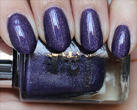 a-england Lady of the Lake Swatch & Review