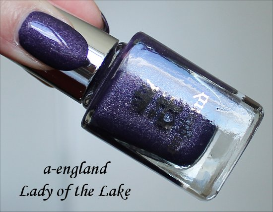 a-england Lady of the Lake