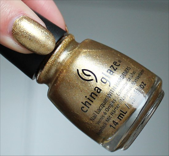 China Glaze Happy HoliGlaze Mingle with Kringle