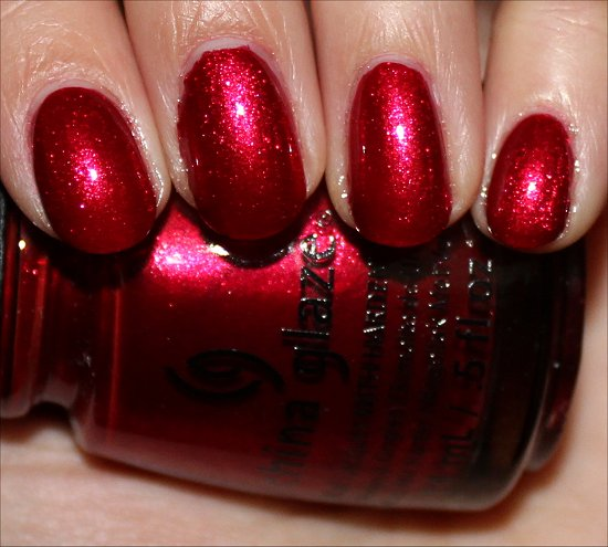 China Glaze Just Be-Claws Happy HoliGlaze Collection 2013