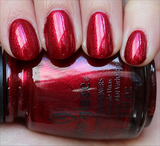 china glaze just beclaws swatches amp review swatch and learn