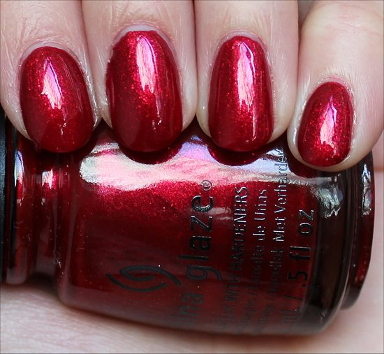 China Glaze Just Be Claws Swatch & Review