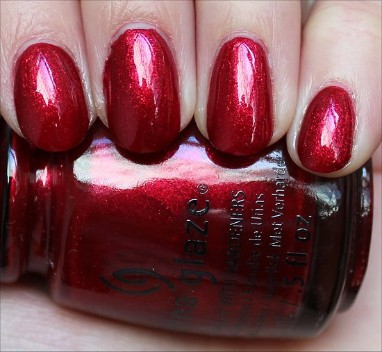 China Glaze Just Be-Claws Swatch & Review