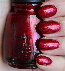 China Glaze Just Be-Claws Swatches & Review