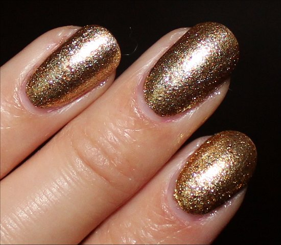 China Glaze Mingle with Kringle Swatch & Pictures