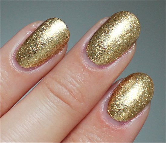 China Glaze Mingle with Kringle Swatches