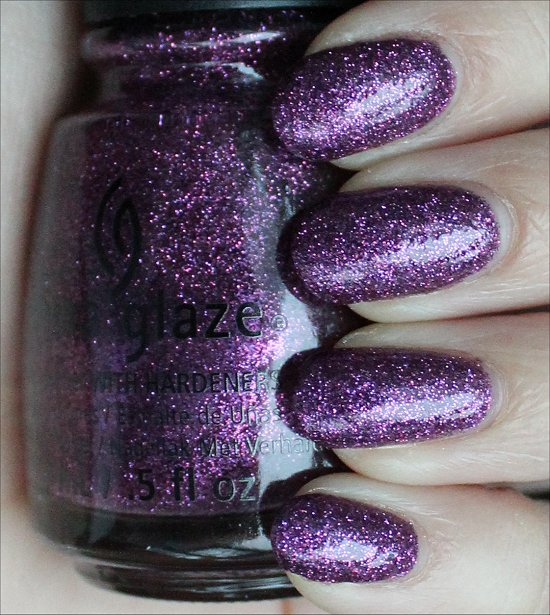 China Glaze Put a Bow on It Swatches & Review