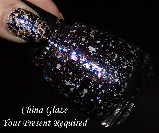China Glaze Your Present Required Photos