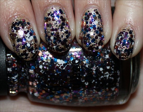 China Glaze Your Present Required Swatch & Pictures