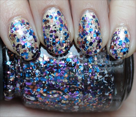 China Glaze Your Present Required Swatch & Review