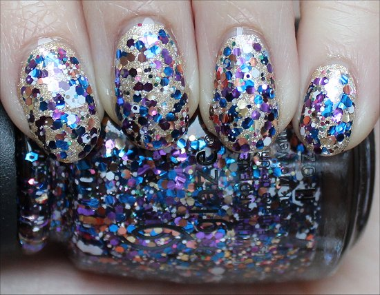 China Glaze Your Present Required Swatch