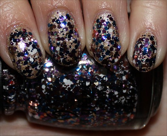 China Glaze Your Present Required Swatches & Pictures