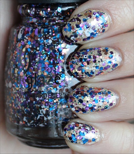 China Glaze Your Present Required Swatches & Review