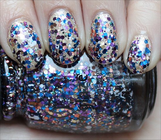 China Glaze Your Present Required Swatches
