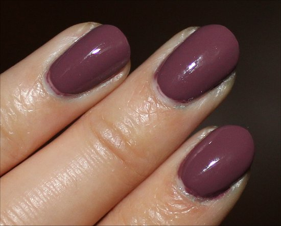 Married to the Mauve CND Vinylux Swatches