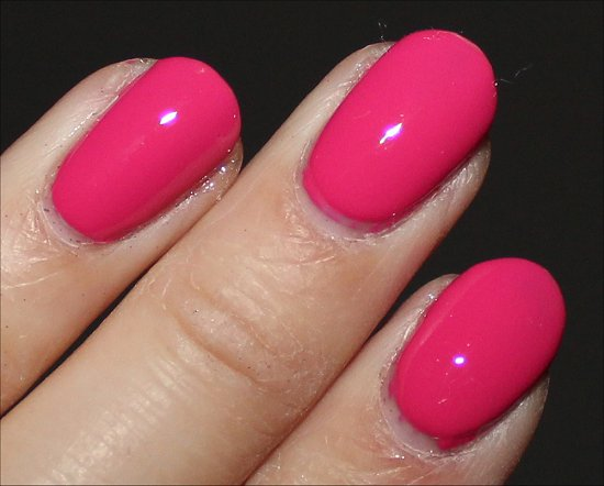 OPI Hey Baby Swatch, Review & Pictures