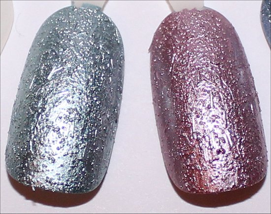 China Glaze Don't Be Foiled I'm a Chromantic Swatches