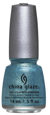China Glaze Seahorsin' Around China Glaze Sea Goddess Collection