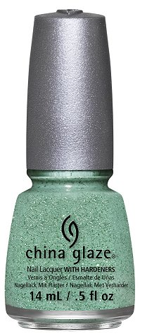 China Glaze Teal the Tide Turns China Glaze Sea Goddess Collection