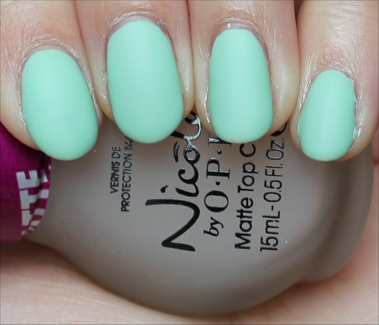 I Shop Mintage Nicole by OPI Swatches