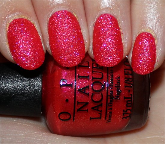 I'm Brazil Nuts Over You OPI Beach Sandies Swatches