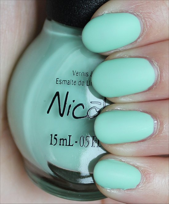 Nicole by OPI I Shop Mintage Swatches & Review