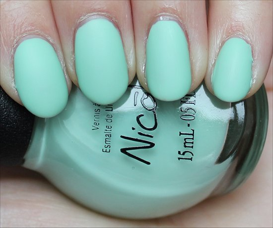 Nicole by OPI I Shop Mintage Swatches