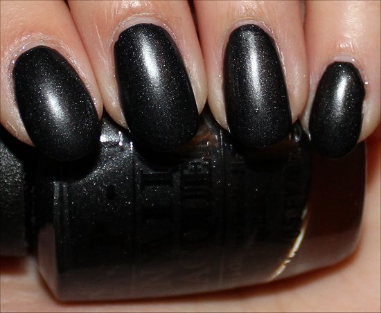 OPI 4 in the Morning Swatch OPI Gwen Stefani Swatches