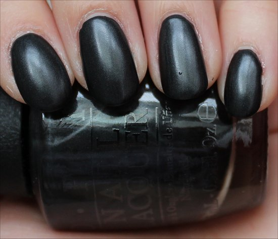 OPI 4 in the Morning Swatch & Review