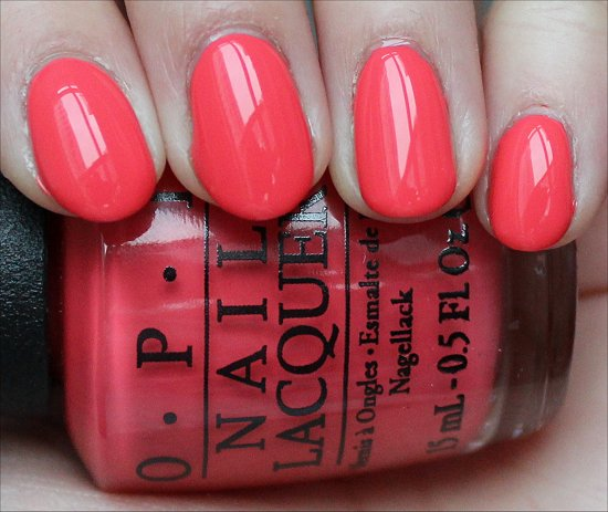 OPI Live. Love. Carnaval Review & Swatches