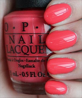 OPI Live. Love. Carnaval Swatches & Review