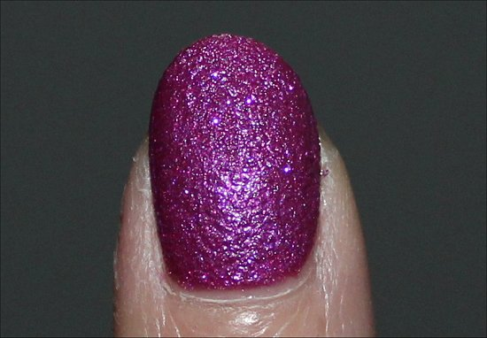 OPI Samba-dy Loves Purple OPI Liquid Sand
