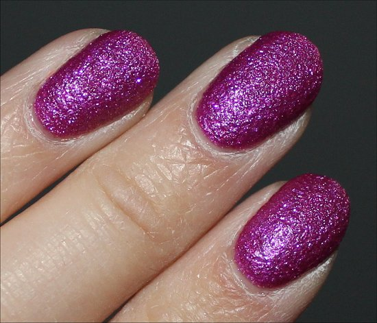 OPI Samba-dy Loves Purple OPI Liquid Sands