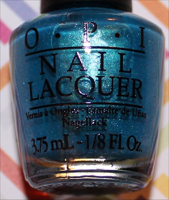 OPI What's a Little Rain Forest OPI Beach Sandies Mini Set