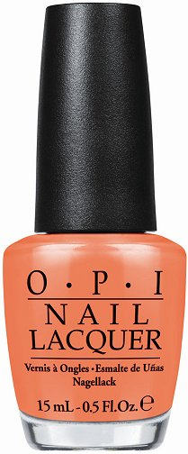 OPI Where Did Suzi's Man-go OPI Brazil Collection