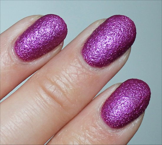 Samba-dy Loves Purple OPI Beach Sandies Brazil Collection