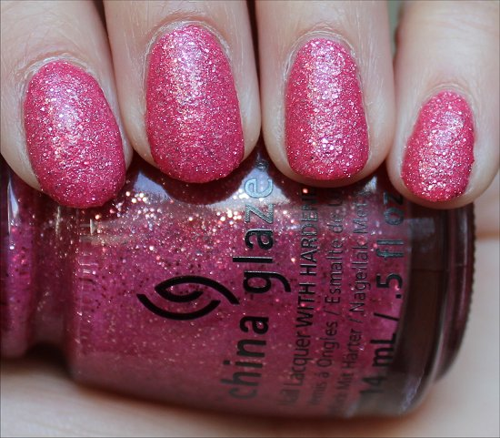 China Glaze Shell We Dance Review & Swatches
