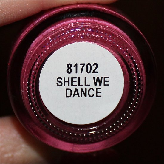 China Glaze Shell We Dance Sea Goddess
