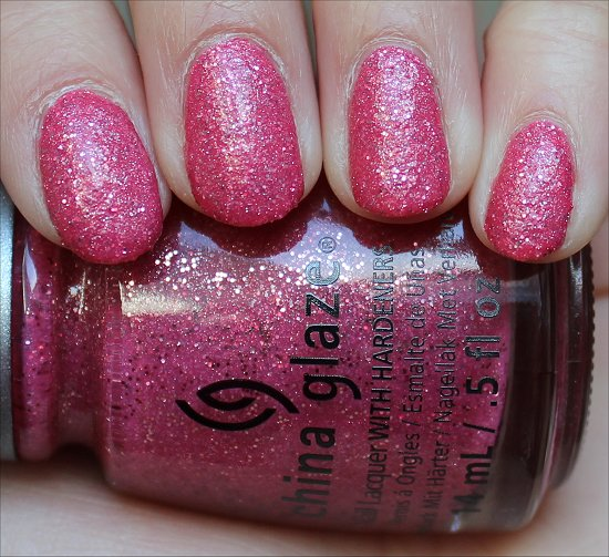 China Glaze Shell We Dance Swatch & Review