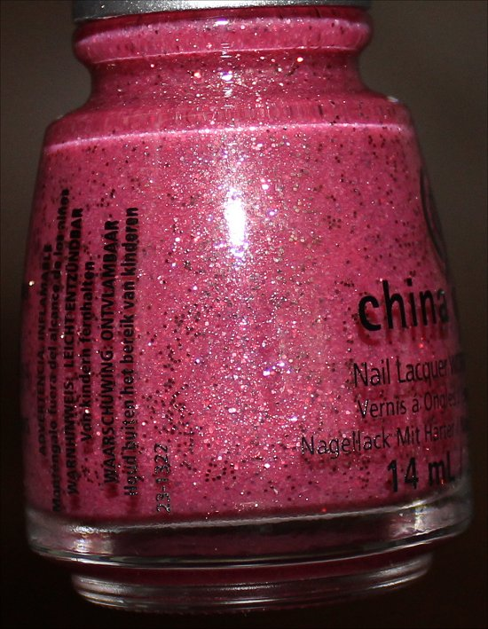 China Glaze Shell We Dance Swatches & Photos