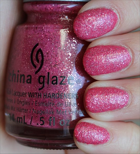 China Glaze Shell We Dance Swatches & Review